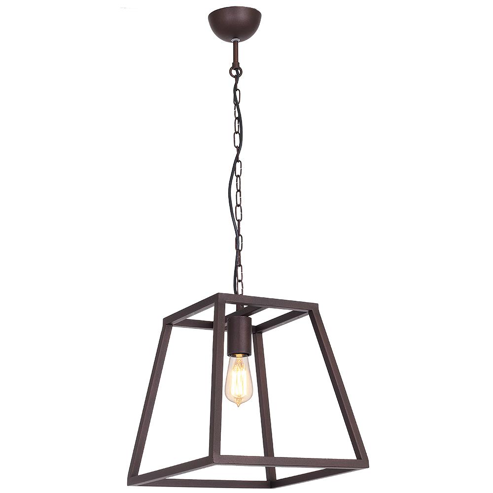 Lampa Frame Brown 6502 Luminex Imperiumlamppl Lampy Oświetlenie